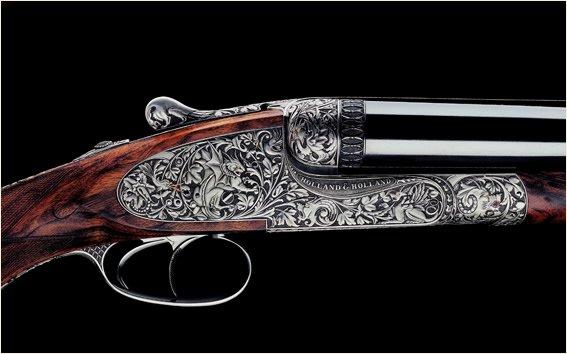 Holland and Holland Gun