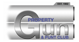 Property Gun & Punt Club logo