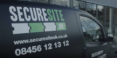 Secure Site security vehicle