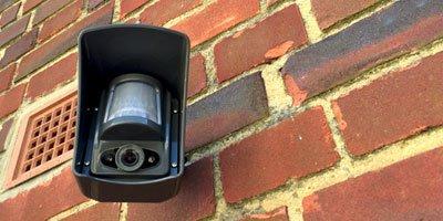 Video guard CCTV system