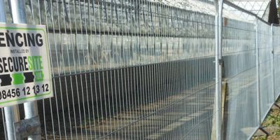 heras fencing solution
