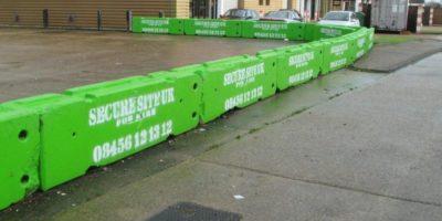 Concrete-Barriers