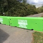 Concrete-Barriers-Obstructing