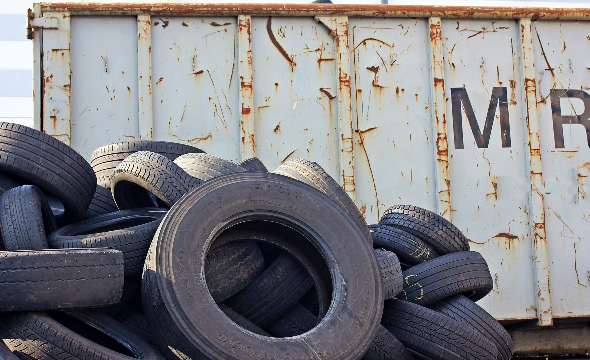 Tyre Waste Clearance Nationwide